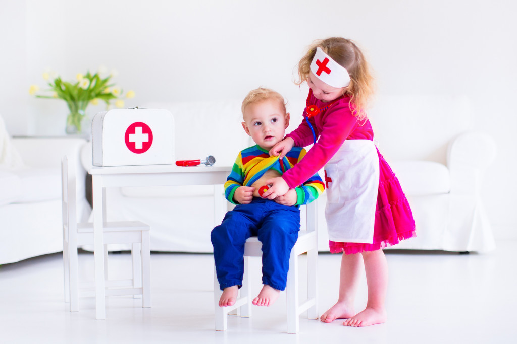 Preschool Nurtures Creativity