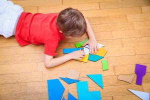 Preschool Promotes Motor Skills