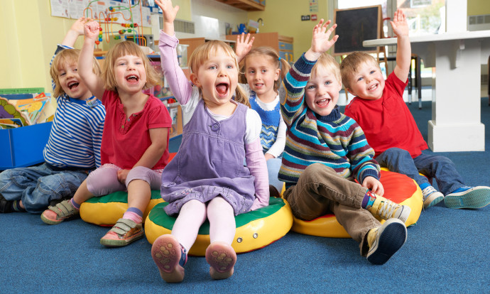 Private Preschool Benefits in Holmdel NJ