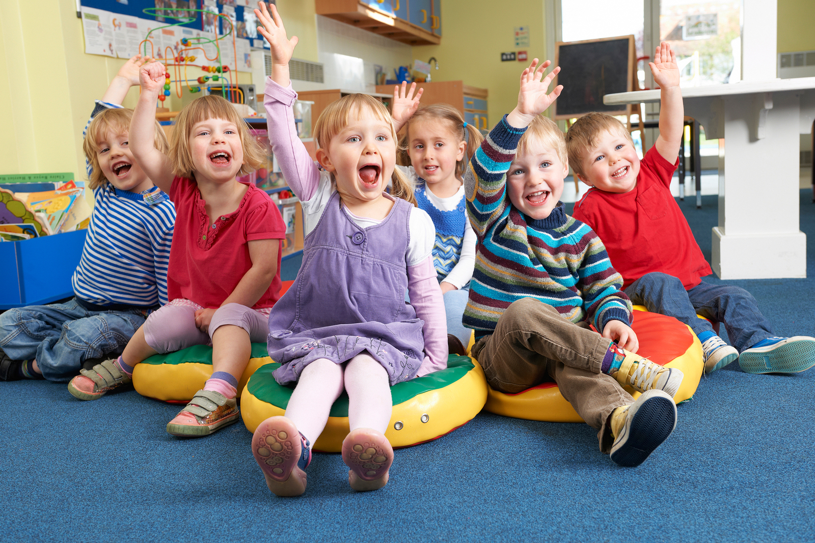 Private Preschool Benefits in Holmdel NJ