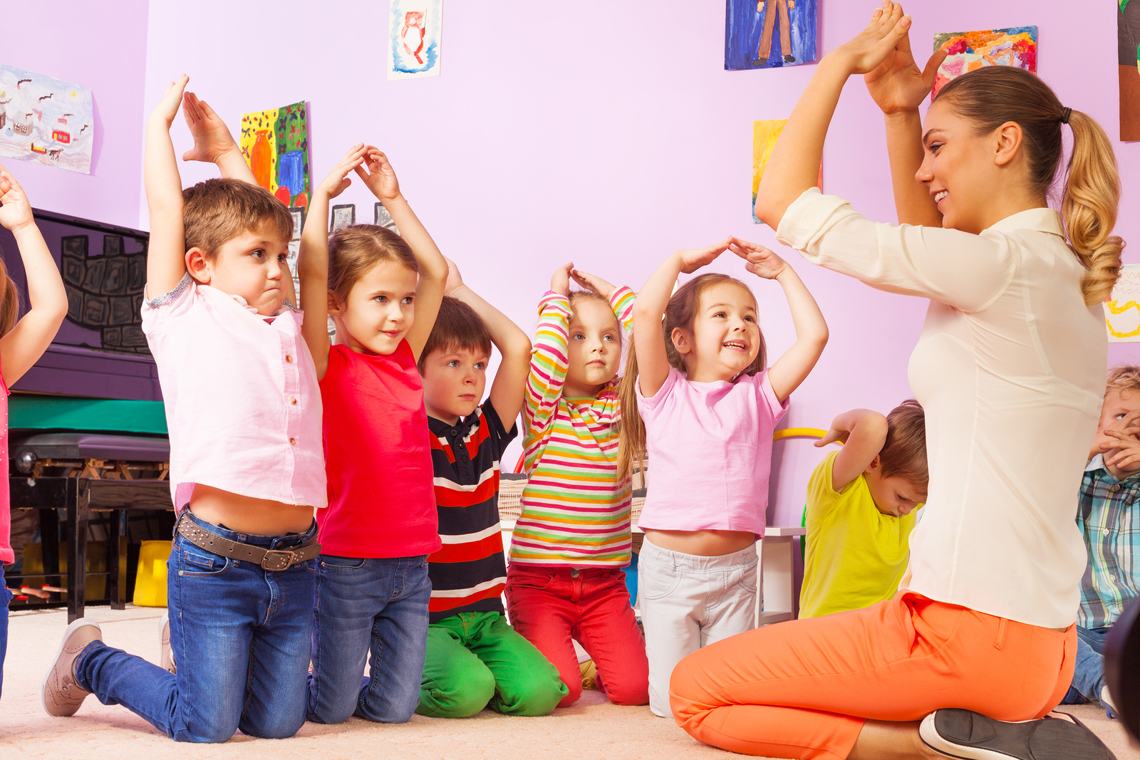Private Preschool Benefits