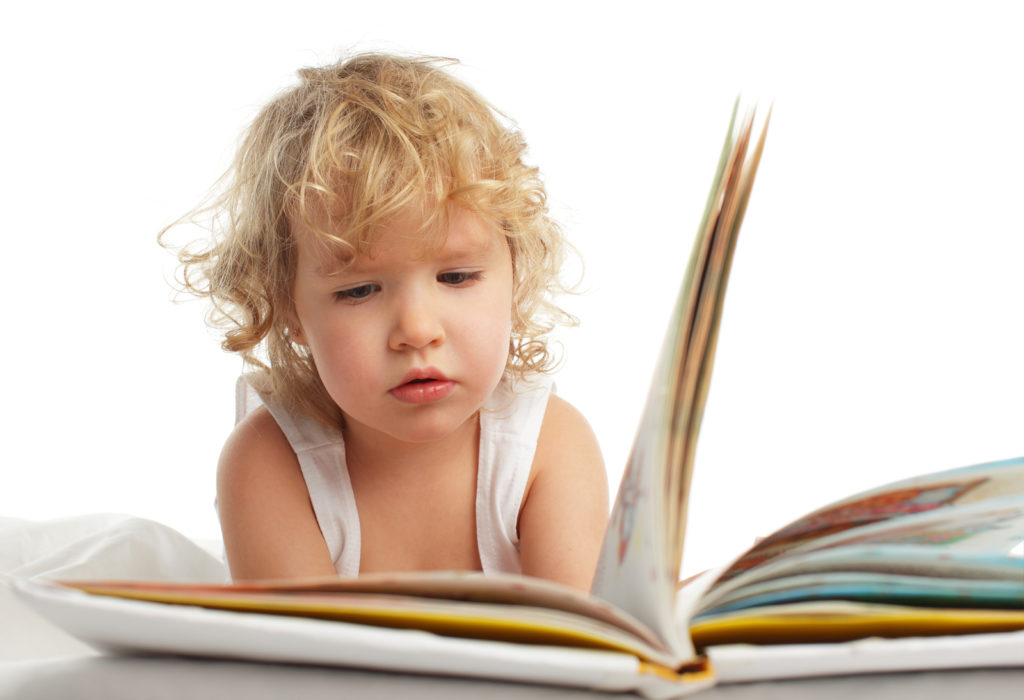 Preschool Reading - Listening and Learning