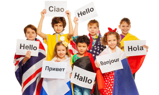 Learning a Second Language Can Enhance Your Child's Future
