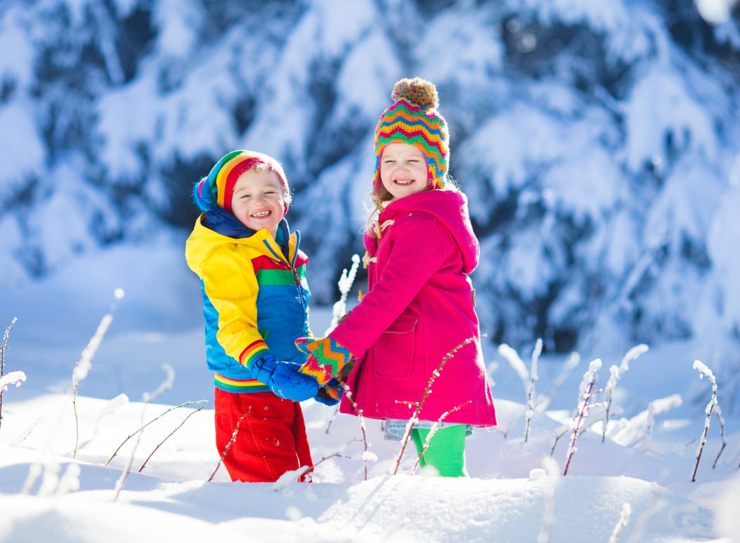 Private Preschool in Monmouth County - Snow Day Activities
