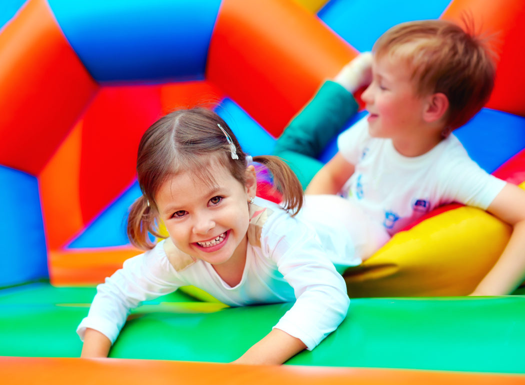 Fitness for Preschoolers - The Importance of Starting Early