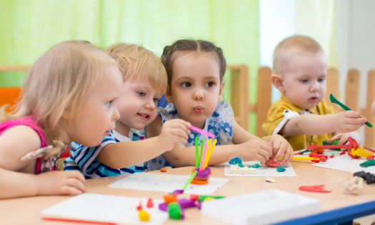 What Your Child Learns at Daycare in NJ