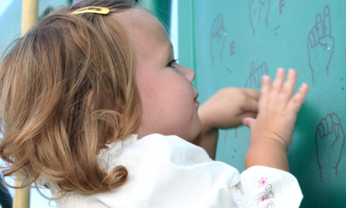 How Learning Sign Language Can Benefit Your Child | HAFHA